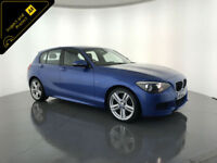 2014 64 BMW 118D M SPORT DIESEL 1 OWNER SERVICE HISTORY FINANCE PX WELCOME