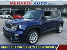 Jeep Renegade 1.0 T3 120CV Limited NAVI GRANDE+KEYLESS+LED PACK
