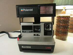 Vintage Polaroid Sun 600 Instant Camera (Still avail. if posted)