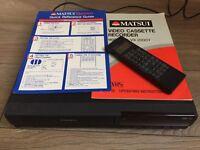 Matsui Cassette recorder