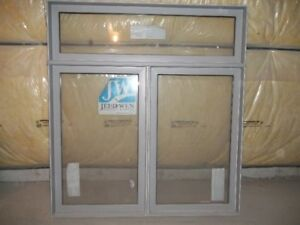 Windows - Excess Vinyl Windows From Job Site - Great Value