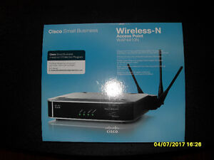 Cisco Small Business Wireless-N Access Point