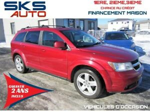 Dodge Journey SXT 7 PASSAGERS (GARANTIE 2 ANS INCLUS) 2010