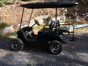 Golf Cart Electric Yamaha