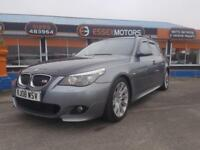 2008 BMW 5 Series 3.0 525d M Sport Touring 5dr