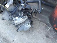 2003 VAUXHALL ASTRA VAN GEARBOX came off engine code Y17DT
