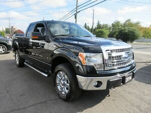 2014 Ford F-150 XLT SuperCab 6.5-ft. Bed 4WD Peterborough Peterborough Area image 4