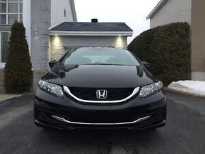 2014 Civic EX,FULL,50500Km,1 taxe...