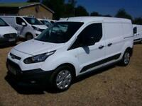 2015 15 FORD TRANSIT CONNECT 1.6 240 P/V 1D 94 BHP DIESEL