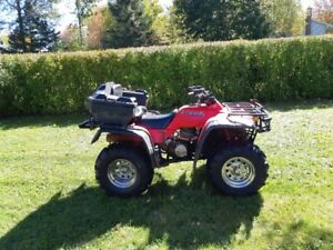 Fourtrak ATV Honda