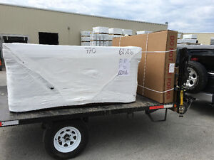 Hot tub moving & disposal new & used call the experts
