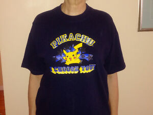 1990's Vintage Pokemon T-shirt Cambridge Kitchener Area image 1