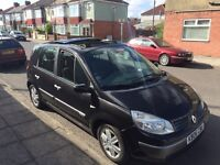 RENAULT SCENIC 2006 NEW MOT LOW MILEAGE FULL SERVICE HISTORY