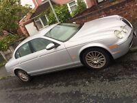 Jaguar s-type 2006 3ltr v6 auto