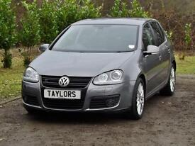 Volkswagen Golf GT 2.0 TDi 5dr DIESEL MANUAL 2008/08