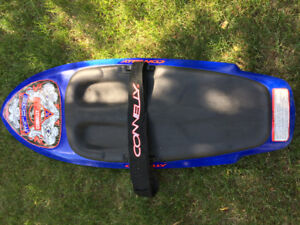 Kneeboard Connelly