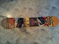 Snowboard *NEGO* Planche a neige