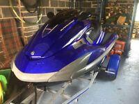 Yamaha sho superoutput supercharged jet ski