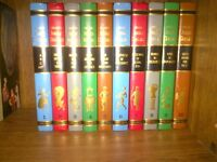 Collier's Junior Classics Books from The Collier Encyclopedias