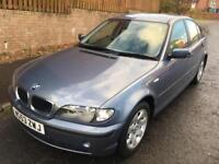 BMW 320 2.0TD 53 PLATE 80,000 MILES FULL HISTORY