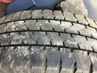 Vivaro wheel and Tyre