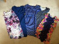 Maternity Dress Bundle Dresses Size 10 / Medium / Small - Jo jo mamen babe - Jojo blooming marvelous
