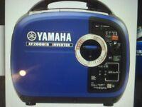 Yamaha ef 2000is silent generator ( new ) boxed
