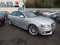 2010 60 AUDI A4 1.8 TFSI S LINE SPECIAL EDITION 4D 158 BHP
