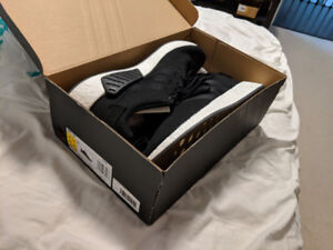 Like New Adidas NMD R2 Core Black Size 12