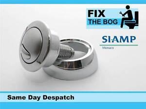 Siamp Optima 49 Toilet Push Button Dual Flush Fits Some Jacuzzi Twyford Vitra