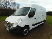 2014 64 RENAULT MASTER 2.3DCI 125BHP 6SPEED MWB EURO 5 BUSINESS NEW SHAPE