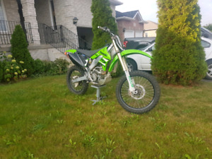 2008 kx250f for sale