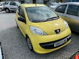 image for 2007 Peugeot 107 1.0 12v Urban Lite 3dr Hatchback Petrol Manual