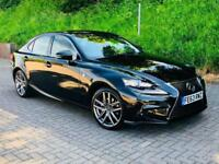 Lexus IS 250 2.5 ( 204bhp ) Auto 2014MY F-Sport