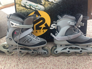 New K2 womens roller blades size 7.5 $100 OBO