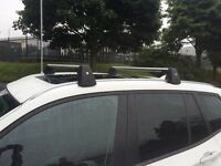 BMW X3 ROOF BARS