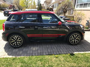 2013 MINI Cooper Countryman John Cooper Works ALL4 Sedan