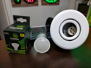 "POTLIGHTS 3.5""RETROFIT kit with 6.5w LED bulb -CHRISTMAS S@LE"