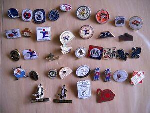 38 pins (épinglettes) du hockkey jr, Bantam...