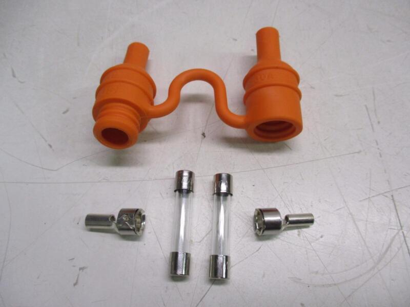 Bussman HFB Orange In-Line Waterproof Fuse Holder Kit (10PK)