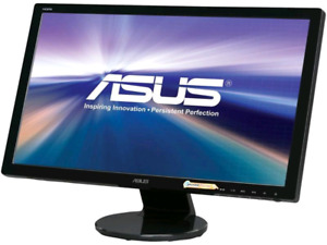 "Two 23.6"" Asus monitors for $160"