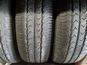 Firestone Affinity Touring 205 70 15 tires