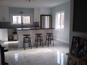 Chalet à louer Estrie/Cottage for rent in the Eastern Townships