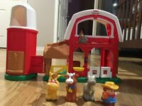 Ferme little people fisherprice farm