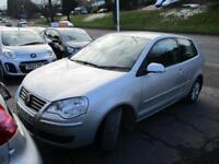 2007 Volkswagen Polo Hatch 3Dr 1.4 16V 80 SE Petrol silver Manual