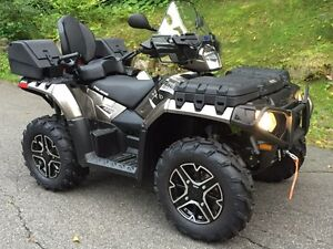 polaris sportsman 1000 touring limited