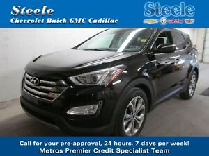 2013 Hyundai SANTA FE 2.0T Sport AWD Leather & Roof !!!!