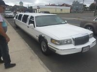 Luxery Limousine Services In Campbellton