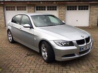 BMW 320i Saloon 2005 - upgraded CIC iDrive