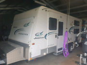 Jayco expanda outback with toilet shower and bunks Ambergate Busselton Area Preview